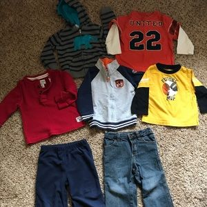 Lot of 24 month clothing